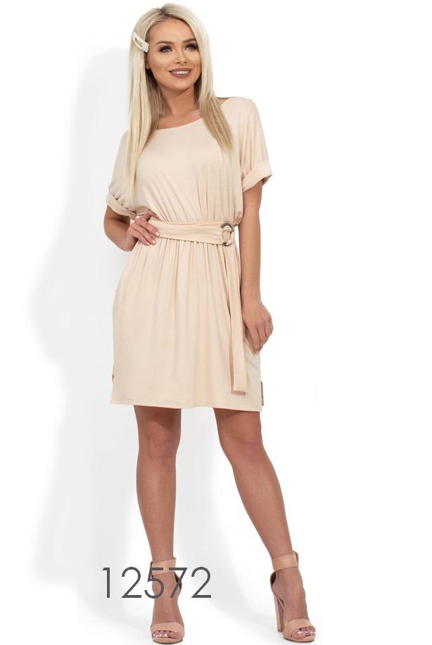f6044d788e75bf Красиве літнє плаття в горошок Д-1123 (5222265) за доступною ціною ...